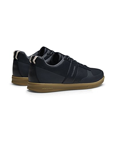 JACK & JONES Herren Sneaker jfwKLEEN Schuh Shoe Sneakers Navyblau Low Top Blau (Navy Blazer)