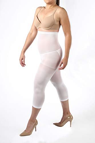 Camouflage Cellulite Body Liner (Large, White)