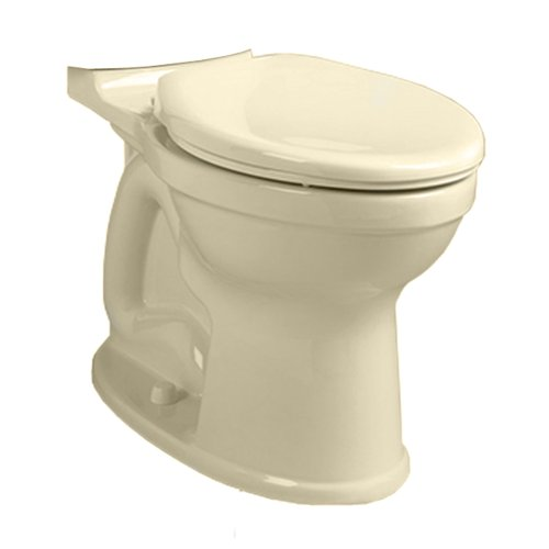 American Standard 3395A001.021 Champion-4 HET Right Height Elongated Toilet Bowl, Bone