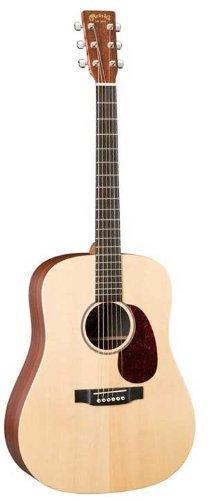 Martin DX1AE - Natural - Martin Red Guitar