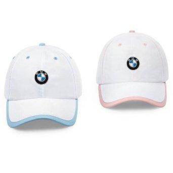 Price comparison product image BMW Ladies Microfiber Cap - White/Pink