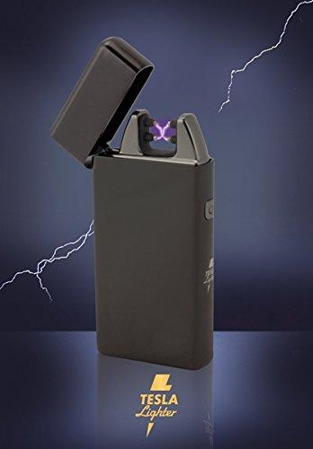 Lichtbogen Feuerzeug Test