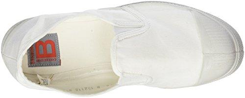 Zapatillas Blanco Mujer Tennis Bensimon Blanc para Tommy qHfFE