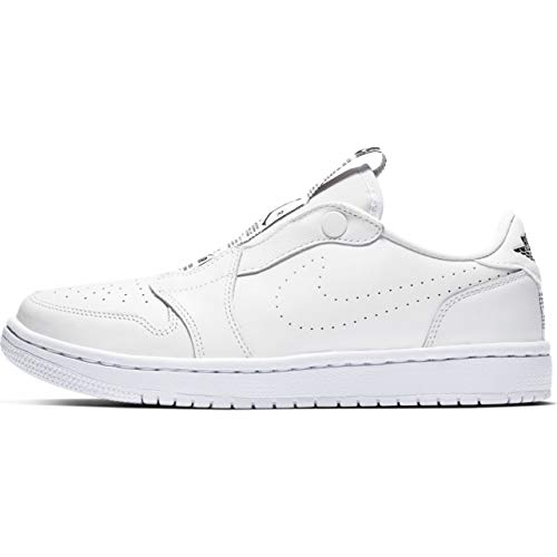 Jordan Air 1 Women's Retro Low Slip White/Black