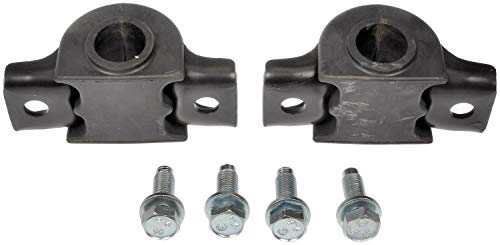 (Dorman - OE Solutions 928-546 Front Sway Bar Bushing Bracket Kit)