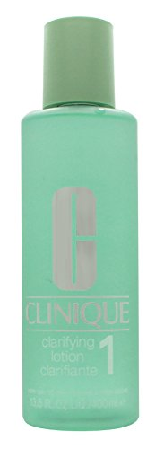 (Clinique Clarifying Lotion 1 for Unisex, Very Dry to Dry Skin, 13.5 Ounce)