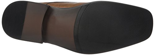 Kenneth Cole Mens Non Quotate Calc-ulate Cognac Oxford