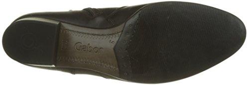 Schwarz Bottes Shoes Noir 27 Basic Femme Gabor Gabor wf4q0B