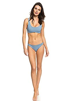 Roxy Womens Softly Love - Bra Bikini Top - Women - S - Blue Blue Shadow S 1
