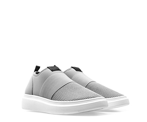 discount fashionable FESSURA Men's Trainers Grey collections cheap price WjtmG8Pp