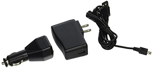 Rand McNally 528002783 3-In-One Charger by Rand McNally