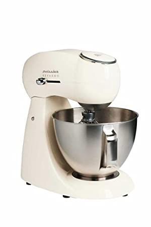 Kenwood Stand Mixer MX275 Patissier - Batidora (Batidora de varillas, Crema de color, 4 L, Metal, 400 W): Amazon.es: Hogar