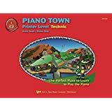 MP120 - Piano Town - Technic Primer Level Book
