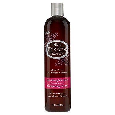 HASK174; Keratin Protein Smoothing Shampoo - 15oz