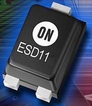 50 pieces TVS Diode Arrays LO CAP ESD PROT 5.0V
