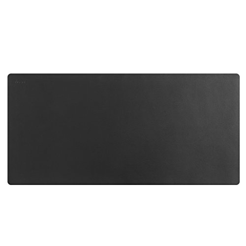 """TOWWI Leather Desk Pad Protector 34""""x17"""" Desk Blotter Pad, Waterproof Writing Desk Mat for Office Home by Towwi (Image #1)'"""