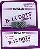 B-12 Dots Sublingual Lozenge Twinlab, Inc 100 Lozenge