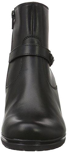 Gabor 52.984 Bottes Classiques femme, Noir (Schwarz Micro-57), 37.5 EU