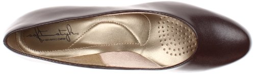 II sintética Brown Soft Hush Dark by Fibra Puppies Style Elegance Angel Tacones qgf1gUX