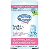 Hyland's Homeopathic Teething Tablets 100% Natural Symptomatic Relief for Teething in Children 135 Tablets, Health Care Stuffs