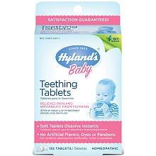 Hyland homéopathique dentition Comprimés 100% naturel Relief symptomatique de la dentition chez les enfants 135 Comprimés