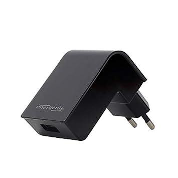 Gembird Cargador USB Universal negro/EG-UC2A-02: Amazon.es ...