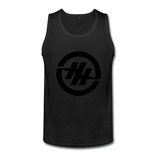 black-hunter-hayes-geek-tank-tops-for-mens-size-s