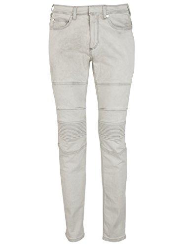 Neil Barrett Herren BDE132E802T828 Weiss Baumwolle Jeans
