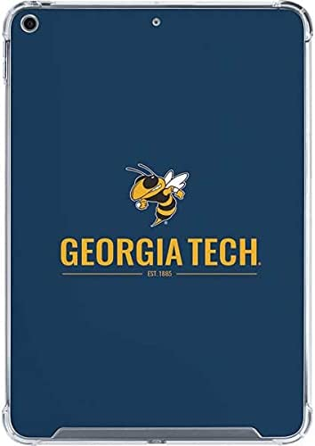 Skinit Clear Tablet Case Compatible with iPad 10.2in (2019-20) - Officially Licensed Georgia Tech Est 1885 Design