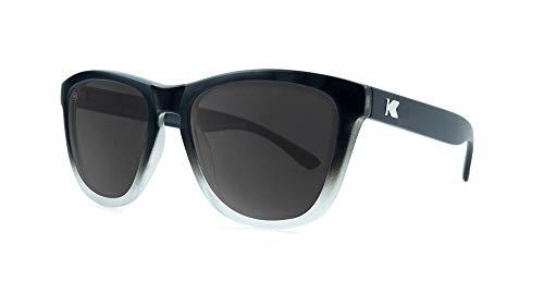 Knockaround Premiums Polarized Sunglasses (Black Ice/Smoke)