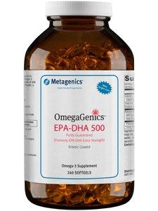 Metagenics - OmegaGenics EPA-DHA 500 Enteric 240gels