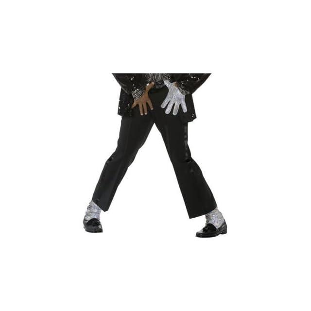 Michael Jackson Billie Jean Black Tuxedo Pants