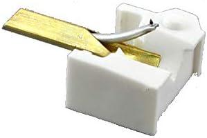 Amazon.com: Nuevo estilo de punta de diamante para Shure M44 ...