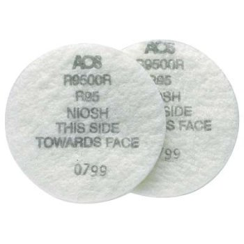 AO Safety Replacement R95 Filters