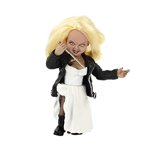 PLAYER-C 15-16Cm Good Guys Childs Play Scary Bride of 1/10 Scale Horror Doll PVC Action Figure Toy ()