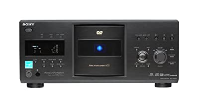 Sony DVPCX995V 400-Disc DVD Mega Changer/Player (2009 Model) from Sony