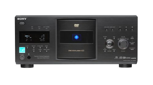 - Sony DVPCX995V 400-Disc DVD Mega Changer/Player (2009 Model)