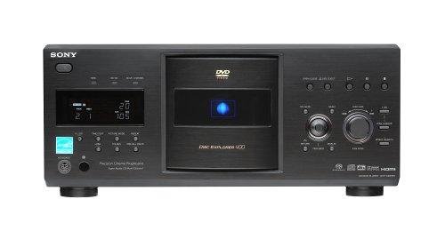 Sony DVPCX995V 400-Disc DVD Mega Changer/Player (2009 Model)