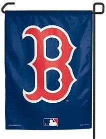 Sox Garden (Boston Red Sox 11''x15'' Garden Flag - ''B'' Logo)