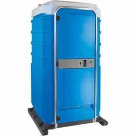 PolyJohn FS3-1001, Fleet Portable Restroom, Blue
