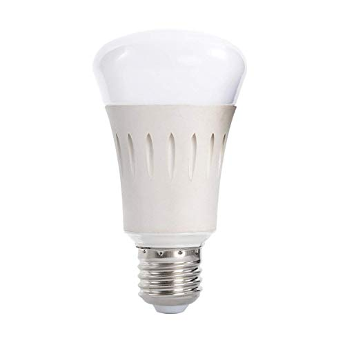 iThird Remote Control Smart LED Light Bulbs Dimmable Adjustable Color Temperature 60 Watt Equivalent Indoor/Outdoor Lighting Lamp 8W E26(Controller Not Included)