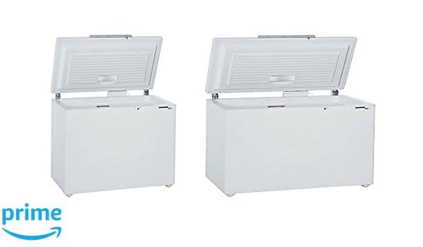Liebherr 670520 congelador baúl – 45 grado C, LGT 3725: Amazon.es ...