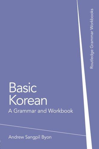 Basic Korean (Grammar Workbooks)