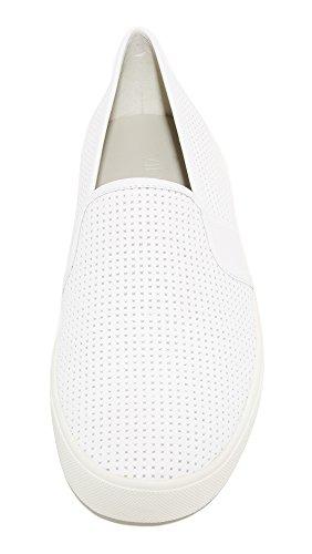 Vince Women's Blair Slip On Sneaker, White, 12 Medium US