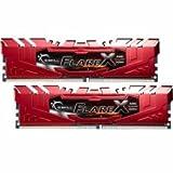 G.SKILL 32GB (2 x 16GB) Flare X Series DDR4 PC4-19200 2400MHz Memory Desktop Memory Model F4-2400C15D-32GFXR