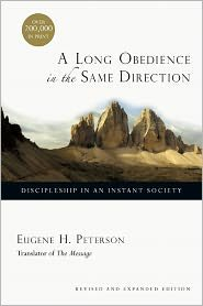 A Long Obedience in the Same Direction [Deluxe Edition] 20th Anniversary Edition edition pdf epub