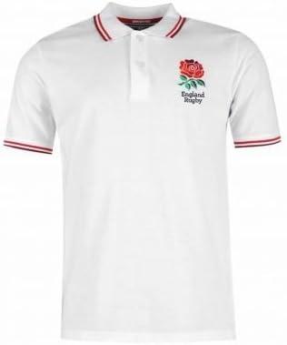 Official England Rugby Polo rosa Talla:mediano: Amazon.es ...