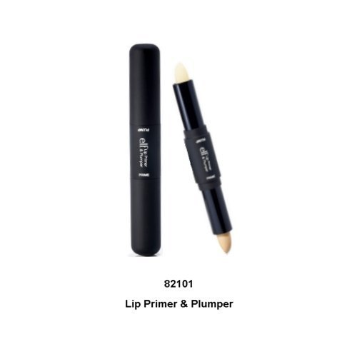 (6 Pack) e.l.f. Studio Lip Primer & Plumper - Clear/Natural