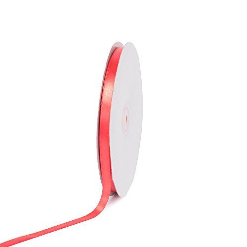 Creative Ideas PSF0308-212 Solid Satin Ribbon, 3/8