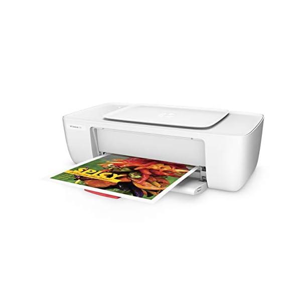 HP DeskJet 1112 Single Function Inkjet Colour Printer 6
